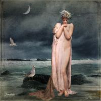 The Bather by jhutter