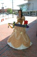 Belle: Ballgown by AllenGale