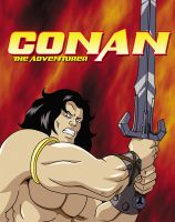 Conan The Adventurer by zentron