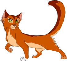Squirrelflight by AnnaGiladi