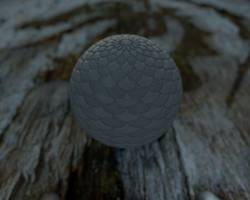 Armour Ball by pyrohmstr