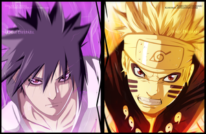Naruto 648 - Our dreams and despair Kortrex Collab by DeviousSketcher