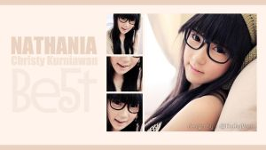 Wallpaper Nathania by herbyvora