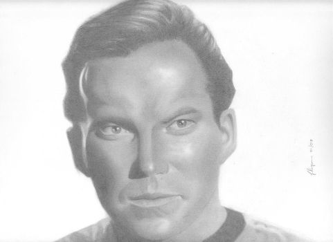 Captain James T. Kirk by JTRIII
