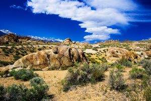 Sierra Wave at Alabama Hills by shubat