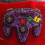N64 controller by Particularlyme