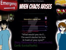 When Chaos Arises - Cover by KurobaFox1412