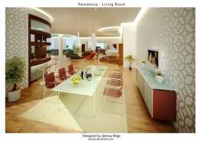R2-Living Room 6 by Semsa