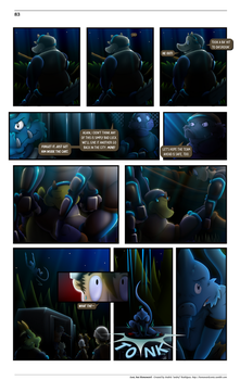 Lost, but Homeward - Page 83 by OhNoAndrej