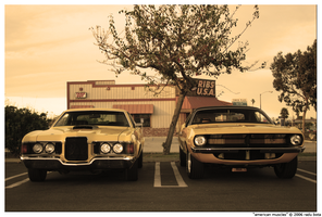 american muscles by photobox