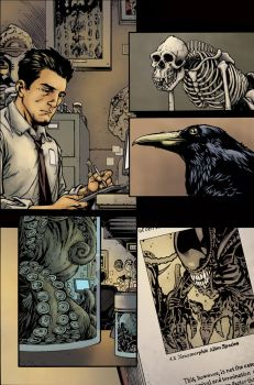Aliens Color Sample Page 2 by AdamGuzowski