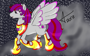 Aegis Pony by Pokemonfreak01