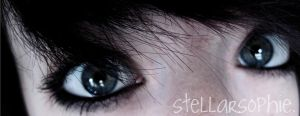 MY EYESS by StellarSophie