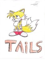 Tails -Miles- Prower by ScourgeXNazo2