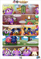 Dad-A-Knight Goes Bowling - page 16 by MarkProductions