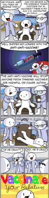 Vaccinations by theodd1soutcomic