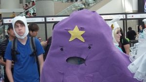 Lumpy Space Princess by Lemondolly