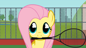 Everypony plays sports games by Agrol