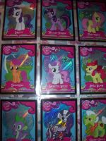 MLP Trading Card Collection 18 by MasteroftheContinuum