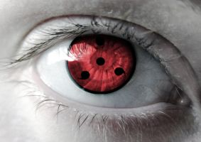 Sharingan Third Stage by Gamergirl343