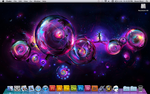 Mac Desktop by TimeShifterX