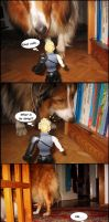 The Adventures of Cloud and Kadaj - Part 8 by Shadica1stClass