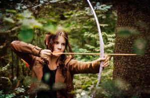 Katniss Everdeen-District 12 by Anastasya01