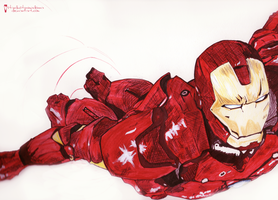 Iron Man by gabi-s