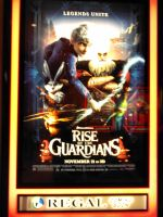 Rise of The Guardians Poster by CrappyMSPaintArt