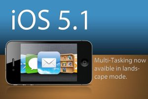 iOS 5.1 by RVanhauwere