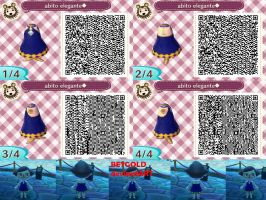 animal crossing new leaf QR design 3 by BETGOLD