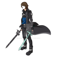 GermanLetsPlay - SAO Kirito by RozeAkane