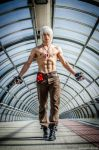 Remember That - Dante Devil May Cry 3 Cosplay by L by LeonChiroCosplayArt