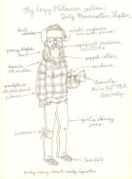 I am a Dirty Hipster by Artemekiia