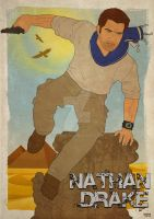 Uncharted : Nathan Drake by GTR26