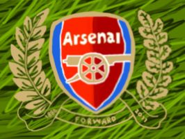 new gunner badge by SEBASTIEN11