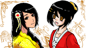 Omake : Indonesia x 2? by Indonesia-tan