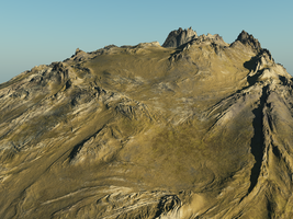 Procedural Terrain 1 by pyrohmstr