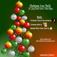 Christmas Dock Icons by iBFAM