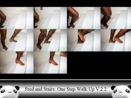 Fred and Stairs OSWU V.2 2 by Ahrum-Stock