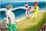Summer Sun by Flame-Expression