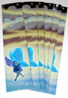 Skyward Sword Fi Bookmark by knil-maloon