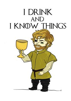 Tyrion Lannister by ann-ban