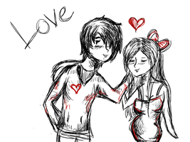 Love by GrimKreaper