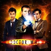 Doctor Who by ayysis