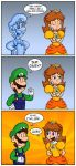 Just Being Luigi by Gabasonian