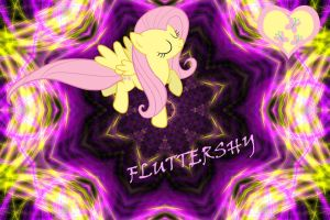 Fluttershy SpawnHD Wallpaper by freakout-4ever