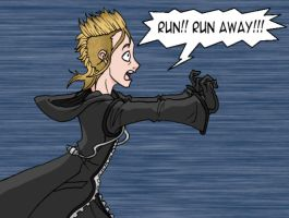 Run Awaaaaaay by Oriana132
