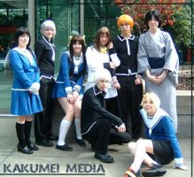 Fruits Basket - Deviant ID by kakumei-media