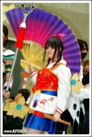 Da Qiao- Dynasty Warriors 5 by Colzy-Chan